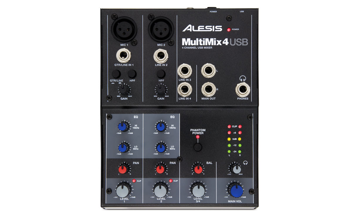 Alesis - Multimix 4USB