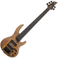 LTD - B-1005 5 húros elektromos basszusgitár ajándék félkemény tok