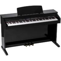 Orla - CDP101 Magasfényű fekete digitális zongora