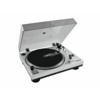 OMNITRONIC - BD-1380 USB Turntable sil