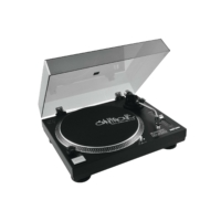 Omnitronic - DD-2520 USB Turntable bk