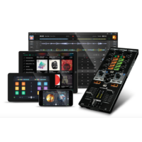Reloop - Mixtour Dj controller USB audio  interfész