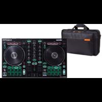 Roland - DJ 202 DJ Kontroller Hordtáskával