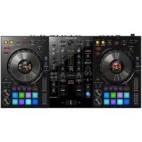 Pioneer - DDJ-800 DJ kontroller Sennheiser HD25 Light fejhallgatóval