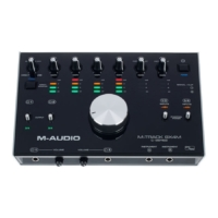 M-Audio - M-Track 8x4M USB audio interfész