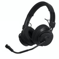 Audio Technica - AT-BPHS2C Broadcast sztereó headset kondenzátor mikrofonnal