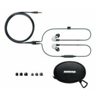 Shure - SE-215-CL-UNI-EFS hangszigetelt vezetékes fülhallgató