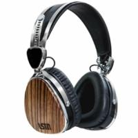 LSTN - Troubadour vezeték nélküli fejhallgató zebrafából