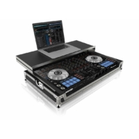 PEP - Flightcase FC-SX Pioneer DDJ-SX2 kontrollerhez laptoptálcával