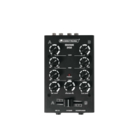 OMNITRONIC - GNOME-202 Mini Mixer black