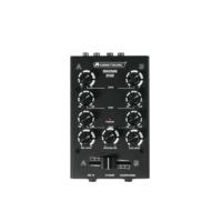 OMNITRONIC - GNOME-202 Mini Mixer black