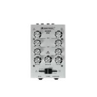 OMNITRONIC - GNOME-202 Mini Mixer silver