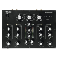 OMNITRONIC - TRM-402 4-Channel Rotary Mixer