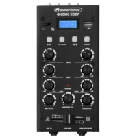 OMNITRONIC - GNOME-202P Mini Mixer black