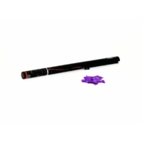 TCM FX - Electric Confetti Cannon 80cm purple