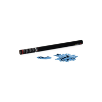 TCM FX - Handheld Confetti Cannon 80cm blue metallic