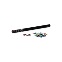 TCM FX - Handheld Confetti Cannon 80cm multicolor metallic