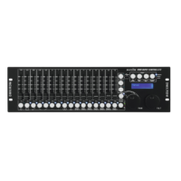 EUROLITE  - DMX Move Controller 512