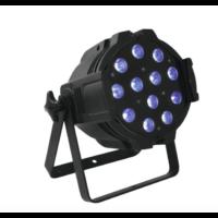 EUROLITE - LED ML-56 HCL 12x10W floor bk
