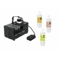EUROLITE - Set Dynamic Fog 600 + fluids