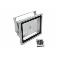 EUROLITE - LED IP FL-30 COB RGB 120° RC