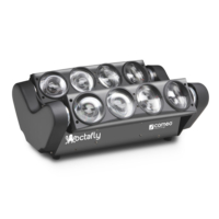 Cameo - Octafly W LED mozgó effekt