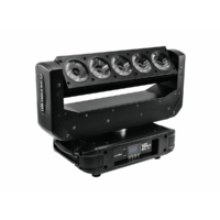 EUROLITE - LED TMH-X Bar 5 Moving-Head Beam