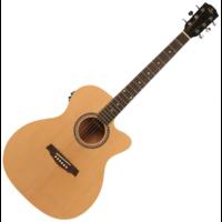 Prodipe - SA25 CEQ Auditorium elektroakusztikus gitár ajándék puhatok