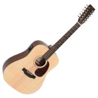 Sigma - DM12E 12 húros akusztikus gitár elektronikával ajándék húrtisztító