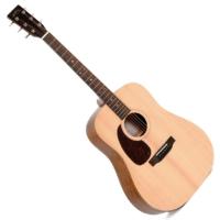 SIGMA  - SI-DMEL balkezes akusztikus gitár elektronikával ajándék félkemény tok