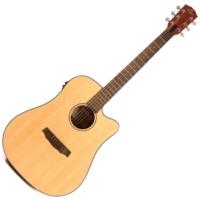 Prodipe - SD29 SP CEQ Dreadnought elektroakusztikus gitár ajándék puhatok