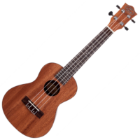 JM Forest - BC210 concert ukulele ajándék puhatok