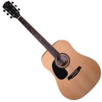 Prodipe - LH SD25 Dreadnought balkezes akusztikus gitár ajándék puhatok