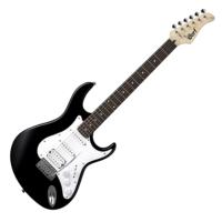 Cort - G110-BK elektromos gitár fekete ajándék puhatok