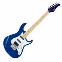 Cort - G250DX-TB elektromos gitár kék ajándék puhatok