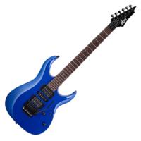 Cort - X250-KB elektromos gitár kék ajándék puhatok