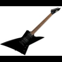 LTD - EX-200 BLK 6 húros elektromos gitár ajándék félkemény tok