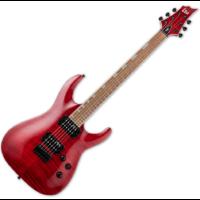 LTD - H-200FM STR 6 húros jobbkezes elektromos gitár ajándék félkemény tok