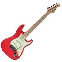 Prodipe - ST Junior Fiesta Red 6 húros elektromos gitár