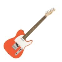 Squier - Affinity Telecaster Competition Orange 6 húros elektromos gitár