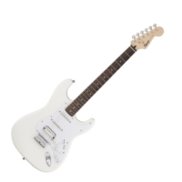 Squier - Bullet Stratocaster HT HSS Arctic White 6 húros elektromos gitár