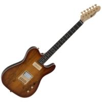 Dimavery - TL-501 Prestige elektromos gitár natúr ajándék puhatok
