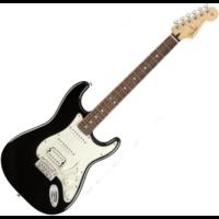 Fender - PLAYER STRATOCASTER HSS PF Black 6 húros elektromos gitár ajándék félkemény tok