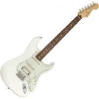 Fender - PLAYER STRATOCASTER HSS PF Polar White 6 húros elektromos gitár ajándék félkemény tok