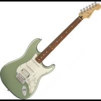 Fender - PLAYER STRATOCASTER HSS PF Sage Green Metallic 6 húros elektromos gitár ajándék félkemény tok