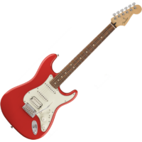 Fender - PLAYER STRATOCASTER HSS PF Sonic Red 6 húros elektromos gitár ajándék félkemény tok