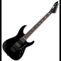 ESP/LTD - KH-602 Kirk Hammett signature modell fekete ajándék félkemény tok