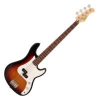 Cort - GB54P-2TS elektromos basszusgitár ajándék félkemény tok