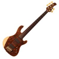 Cort - Rithimic 5 húros elektromos basszusgitár Jeff Berlin Signature modell ajándék félkemény tok