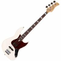 SIRE Marcus Miller - V7 Alder-4 Antique White basszusgitár ajándék félkemény tok